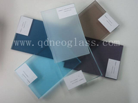 Tint Laminated Safety Glass-AS / NZS 2208: 1996, CE, ISO 9002