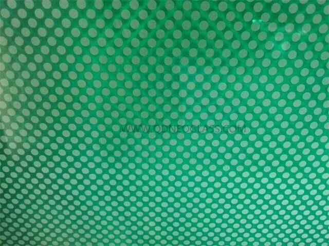 Silkscreen Printed Tempered Laminated Glass