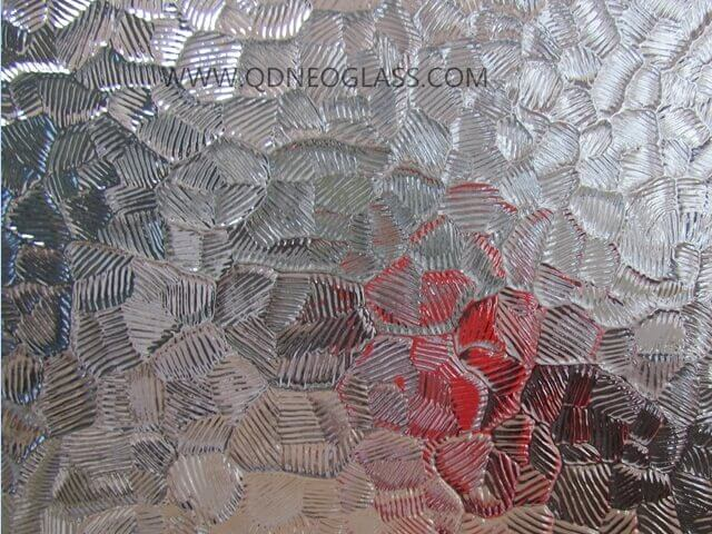 Spotswood Patterned Glass (Nashiji Patterned Glass,Stippolyte Patterned Glass)