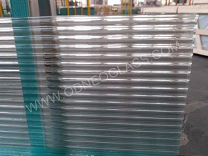 Tempered Bathroom Partition Glass-AS/NZS 2208: 1996, CE, ISO 9002