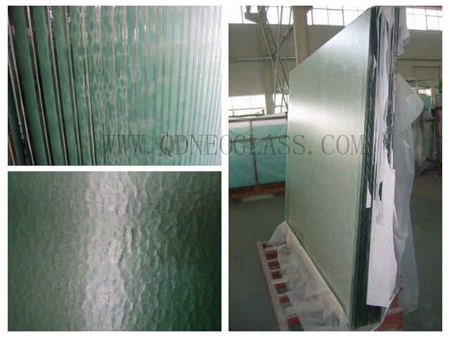 Cathedral Laminated Glass