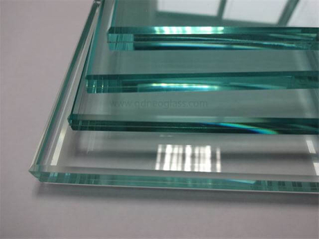 Tempered Balcony Glass with Holes and Cutouts-AS/NZS 2208: 1996, CE, ISO 9002