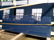 Cut To Size Fordblue PVB Laminated Safety Glass-AS/NZS 2208: 1996, CE, ISO 9002