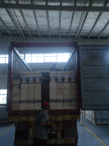 LAMINATED GLASS CONTAINER