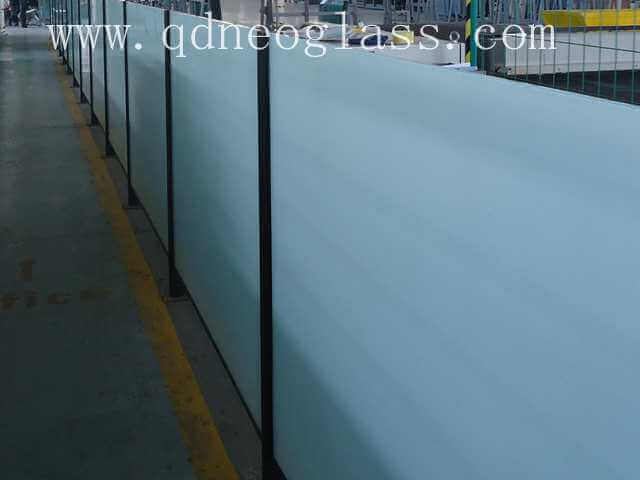 Laminated Glass Railing