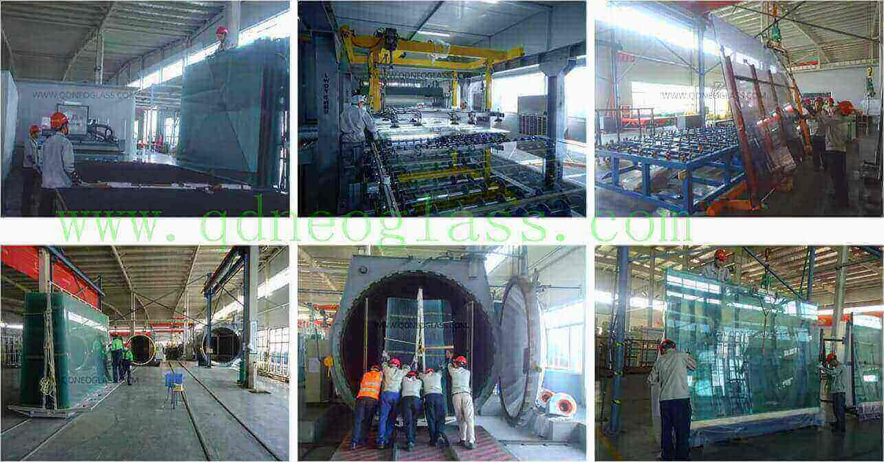 Laminated Glass, OEM Laminated Glass