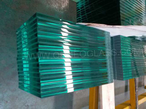 Tempered Spandrel Glass -AS/NZS 2208: 1996, CE, ISO 9002
