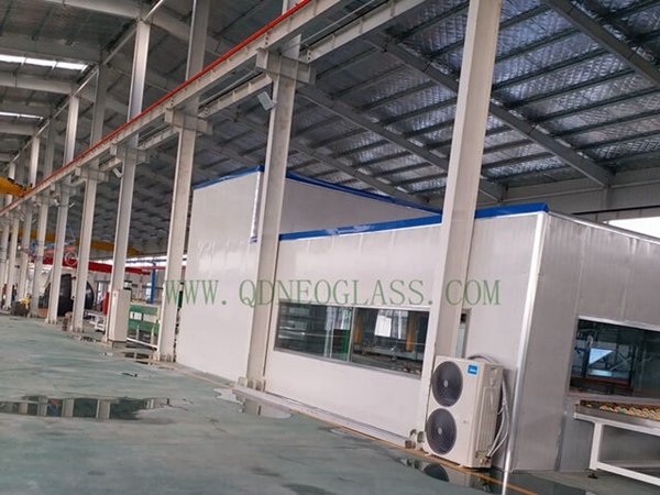Laminated Safety Glass Production Line