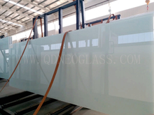 White Painted Glass-AS/NZS 2208: 1996, CE, ISO 9002