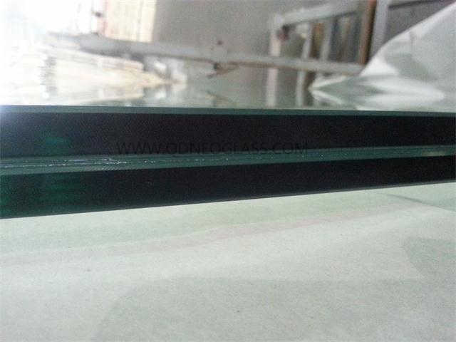 Flat Polished Glass Shelf