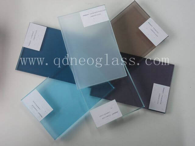 Tint laminated Glass Series
