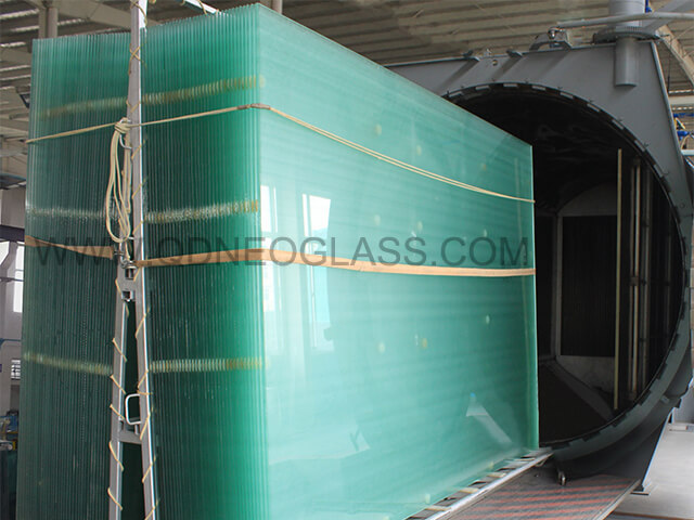 Clear Laminated Safety Glass, Cut to Size Laminated Safety Glass, Custom-Made Laminated Safety Glass Closet Door